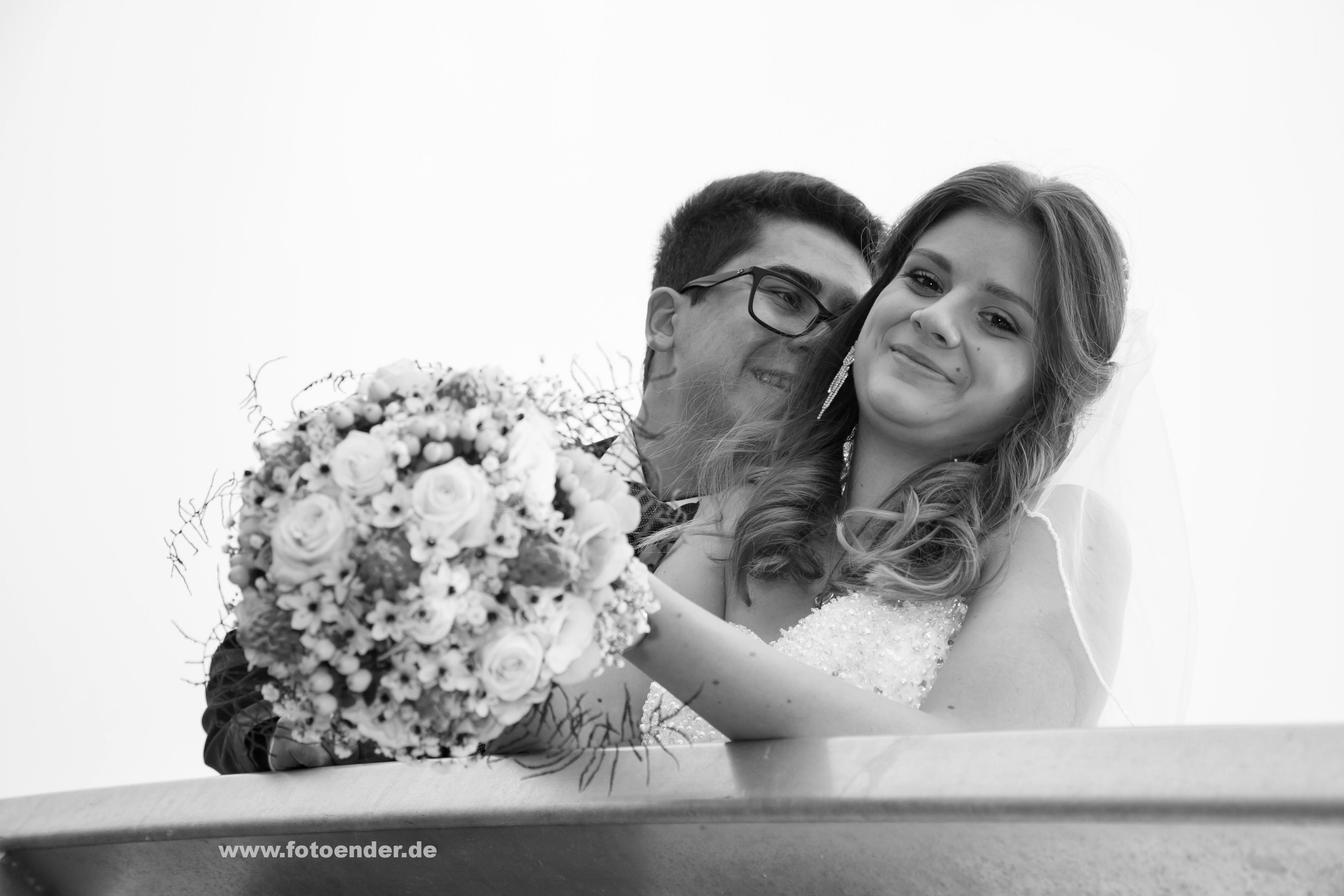 Brautpaarshooting in Lagovida
