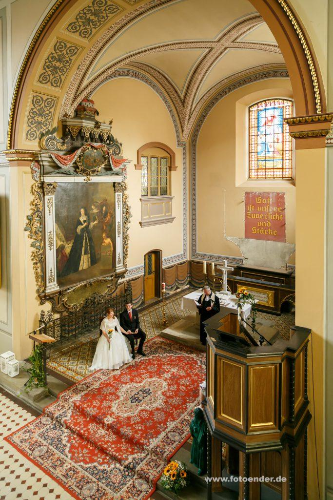 Sankt Agnus Kirche Köthen