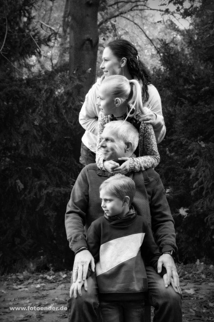 Fotoshooting im Wörlitzer Park